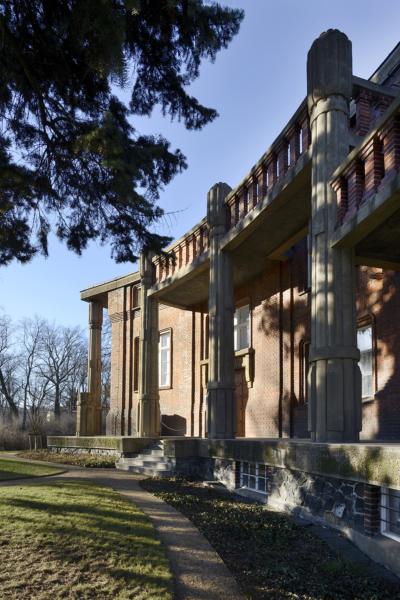 Bílkova vila – tematická prohlídka pro školy