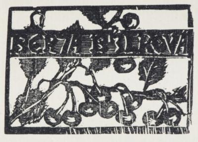 ZRUŠENO! Dřevoryt alinoryt I– workshop pro děti srodiči namateřské arodičovské dovolené / kvýstavě Grafická dílna Františka Bílka