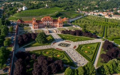 Guided tour of the Troja Château (cs)