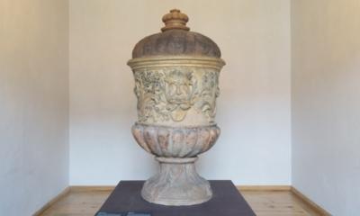 Výtvarná dílna pro dospělé aseniory: Keramická tvorba I/ kvýstavě Kamenné poklady pražských zahrad