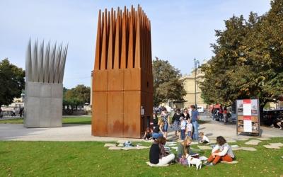 Pomník Jana Palacha odJohna Hejduka – tematická prohlídka pro školy