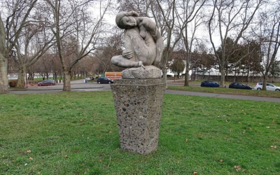 ZRUŠENO! Příběhy soch I: Jaroslav Horejc ajeho dílo veveřejném prostoru