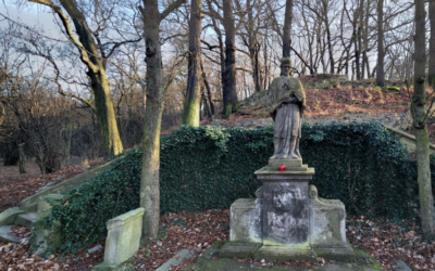 Komentovaná procházka pousedlosti Cibulka (v rámci cyklu přednášek Příběhy pražských soch asousoší)