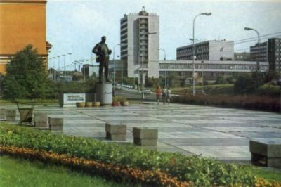 Vetřelci avolavky sGHMP – komentované procházky sPavlem Karousem / Kladno