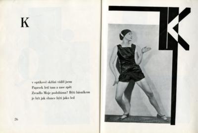 Sobotní výtvarný workshop: Živá abeceda / kvýstavě Devětsil 1920–1931