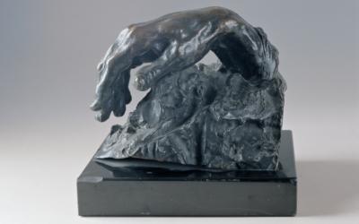 ZRUŠENO! Příběhy soch II: Pražská výstava Augusta Rodina ajejí vliv navýtvarné umění vČechách