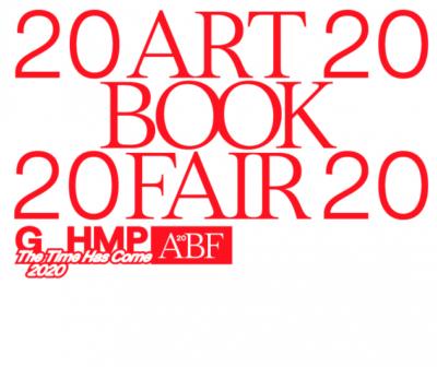 ODLOŽENO! GHMP Art Book Fair