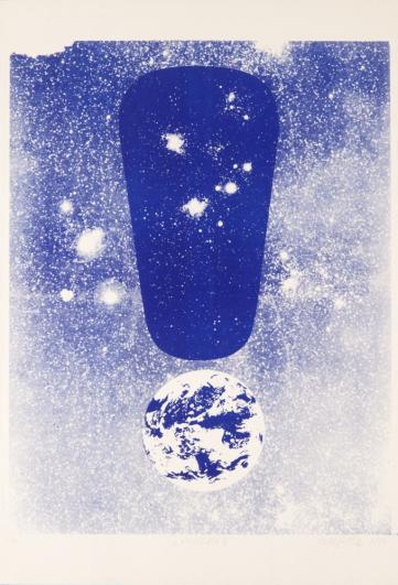 Sobotní výtvarný workshop: Hvězdy, souhvězdí akonstelace / kvýstavě Rudolf Sikora aVladimír Havlík: Sníh kámen hvězda strom