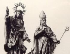 Příběhy soch I: Svatí naKarlově mostě ajejich zobrazení vevýtvarném umění II aIII