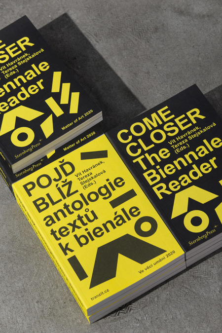 Come Closer / The Biennale Reader