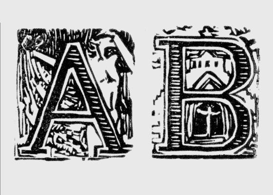 The Graphic Workshop of František Bílek – Prints and Printing Blocks
