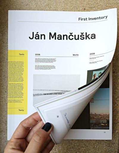Ján Mančuška: První retrospektiva