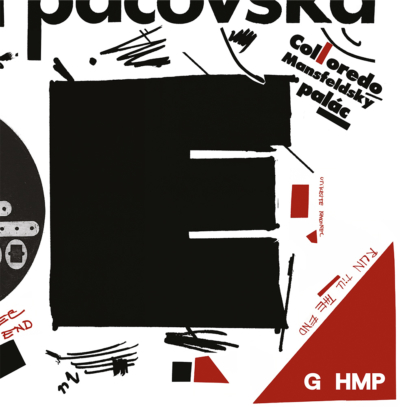 Květa Pacovská: Run till the End