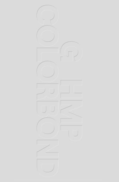 Jan Kovářík: Colorbond