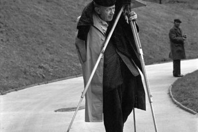 Timm Rautert, Sudek s fotoaparátem, 1967