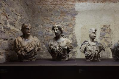 Kamenné poklady pražských zahrad – tematická prohlídka pro školy