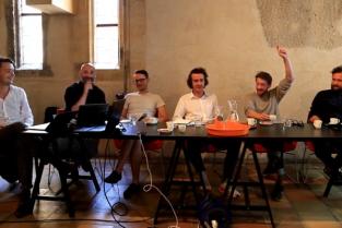 JPEGy současné architektury / záznam diskuse