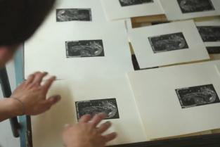 Černobílá řeč dřevorytů Františka Bílka