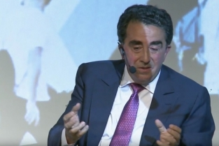 Santiago Calatrava: Q & A / discussion in CAMP (Center for Architecture and Urban Planning)