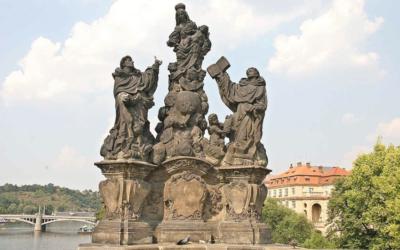 Příběhy soch II: Dílo Matěje Václava Jäckela