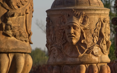 Sobotní výtvarný workshop: Keramický reliéf / kvýstavě Kamenné poklady pražských zahrad