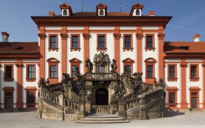 Příběhy soch II: Poznámky krestaurování hlavního schodiště Trojského zámku – přednáška odborníka restaurátora Vojtěcha Adamce