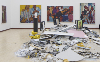 ZRUŠENO! Výtvarná dílna pro dospělé aseniory: Rukodělné tradice VI / kvýstavě kvýstavě Pojď blíž (Bienále současného umění / Ve věci umění / Matter of Art 2000)
