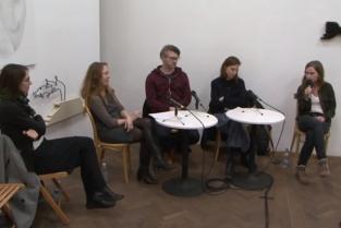 Diskuse natéma sociálně angažovaného umění aumělecké instituce – debata