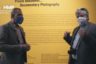 Komentovaná prohlídka výstavy 400ASA: Prostě dokument sKarlem Cudlínem aJanem Dobrovským