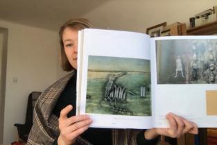 Online talk: Barbora Kundračíková hovoří odíle Bedřicha Dlouhého vol 2