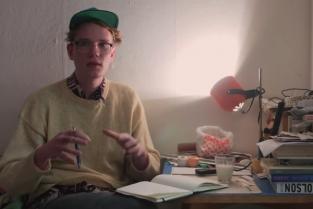 Michal Drozen: Start up End down – video
