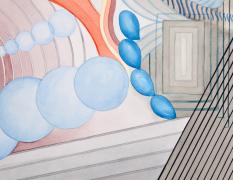 Sobotní výtvarný workshop: Barvy tónů / kvýstavě Zvuky / Kódy / Obrazy – Akustický experiment vevizuálním umění