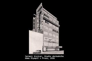 Jakub Potůček: Architektura Devětsilu ajejí tvůrci