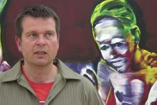 Lubomír Typlt: Tikající muž – Artyčok.tv