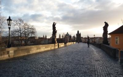 Okruh Karlův most – tematická prohlídka pro školy