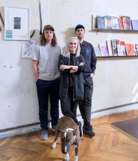 Studio Anymade: Líbilo bysenám, kdyby galerie udávala trend, jak bymohla vizuální identita fungovat. Moderuje Michaela Vrchotová