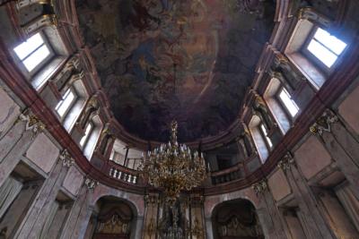 Baroko arokoko vColloredo-Mansfeldském paláci – tematická prohlídka pro školy