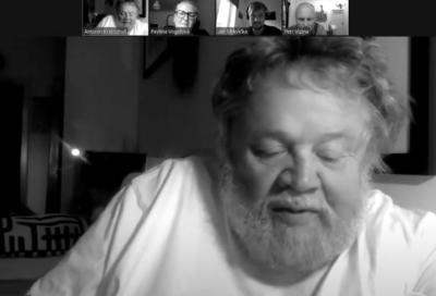 online / Mezi válkou auměním – Antonín Kratochvíl, Pavlína Vogelová aJan Mrkvička