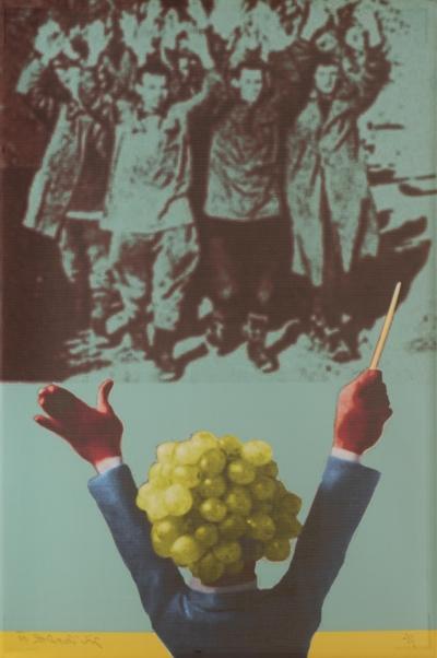 online / Ze sbírek GHMP – Strůjci války I, II, III, 1999