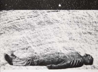 online / Ze sbírek GHMP – Rudolf Sikora, zcyklu Pozemšťan I, 1996–1998