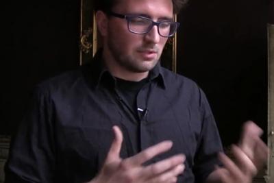 Jan Pfeiffer: Okázalá abstrakce – Artyčok.tv
