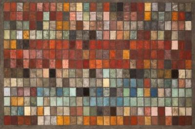 Výtvarná dílna pro dospělé aseniory: Pigmenty apříprava barev I/ kvýstavě Jan Jedlička
