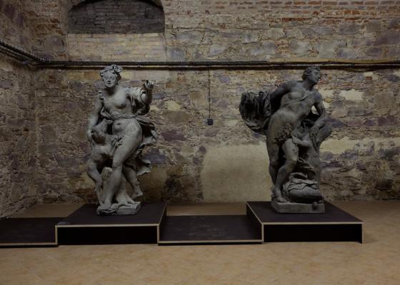 Kamenné poklady pražských zahrad