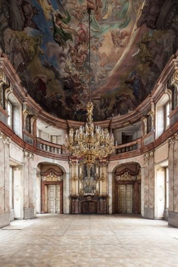 Edukační listy → Colloredo-Mansfeldský palác