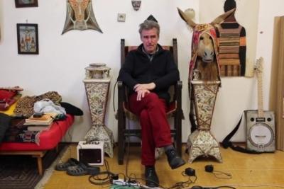 František Skála: Čekání navýstavu