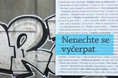 Dernisáž výstavy Jolany Havelkové Básně zdálnice