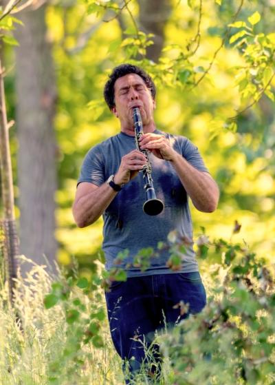 Přednáška (v angličtině): David Rothenberg – Hudba apříroda / Od terénních nahrávek poživá vystoupení smimolidskými hudebníky