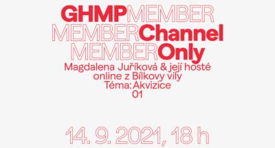 online / Art without Limits: Member Channel 01 (cs)