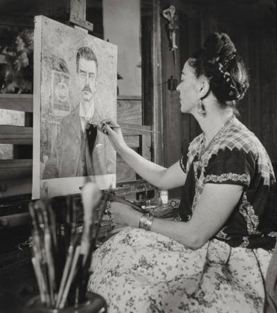 Komentovaná prohlídka výstavy Frida Kahlo – Fotografie sPavlem Štěpánkem / včeském jazyce
