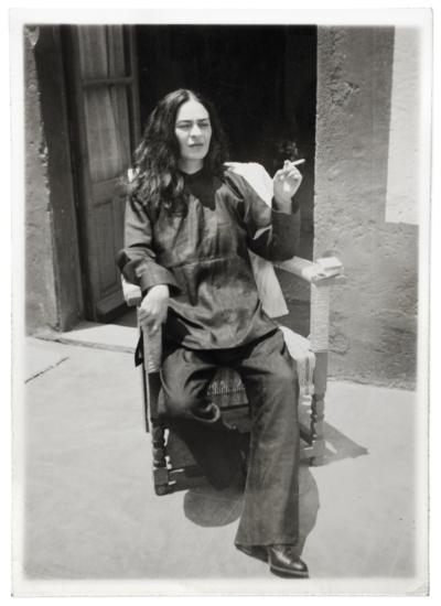 Sobotní výtvarný workshop: Fotografické stylizace I/ kvýstavě Frida Kahlo – Fotografie